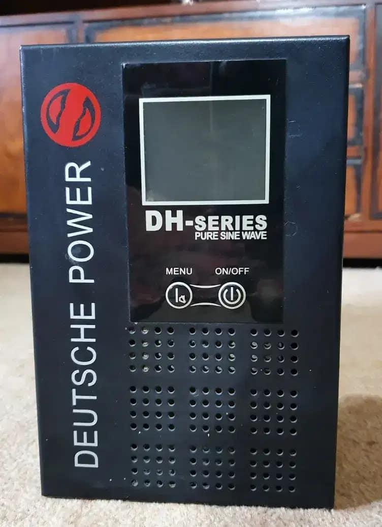 Deutsche-Power