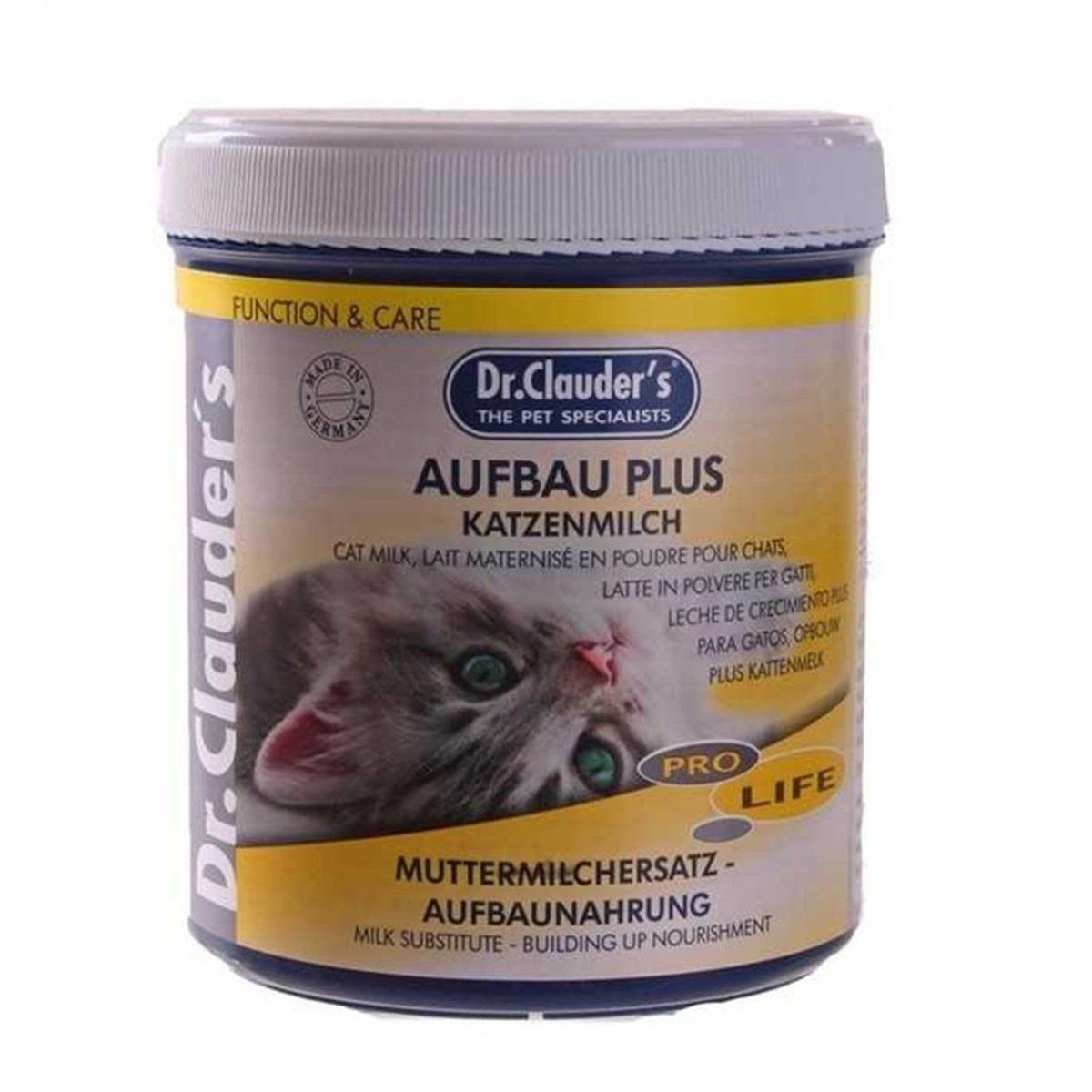 Dr.-Clauders-Aufbau-Plus-Katzenmilch