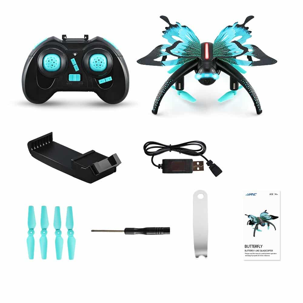 JJRC-H42WH-Butterfly