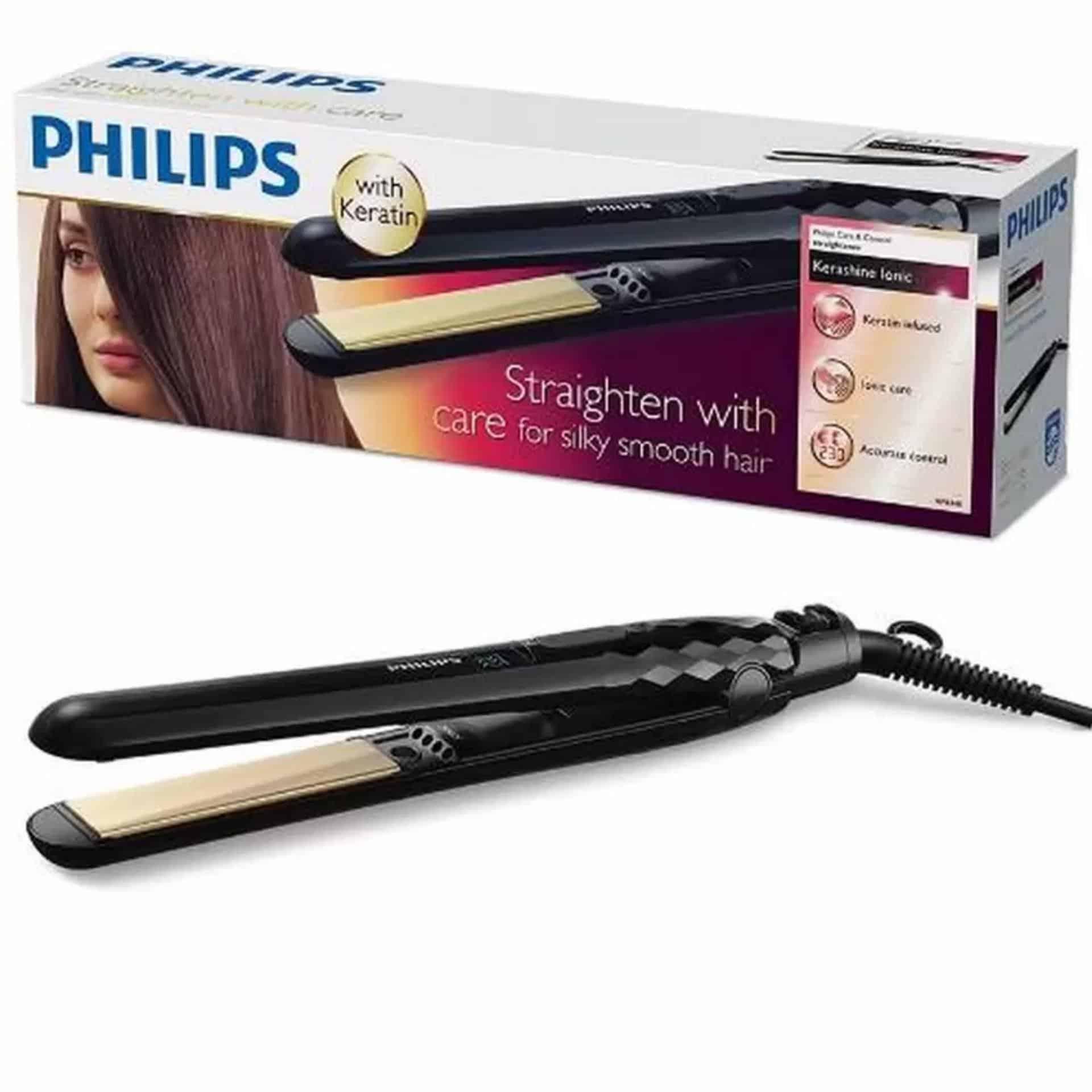 Philips-Kerashine-Straightener-HP8348