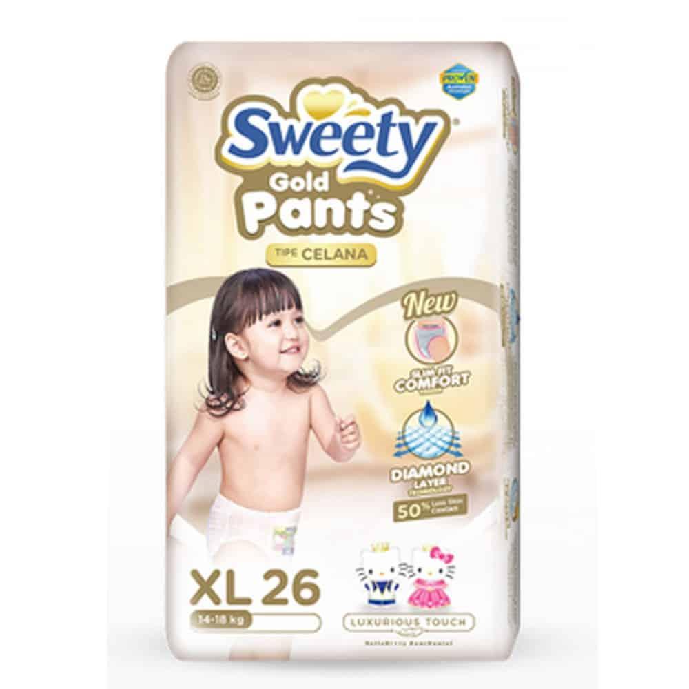 Sweety-Gold-Pants