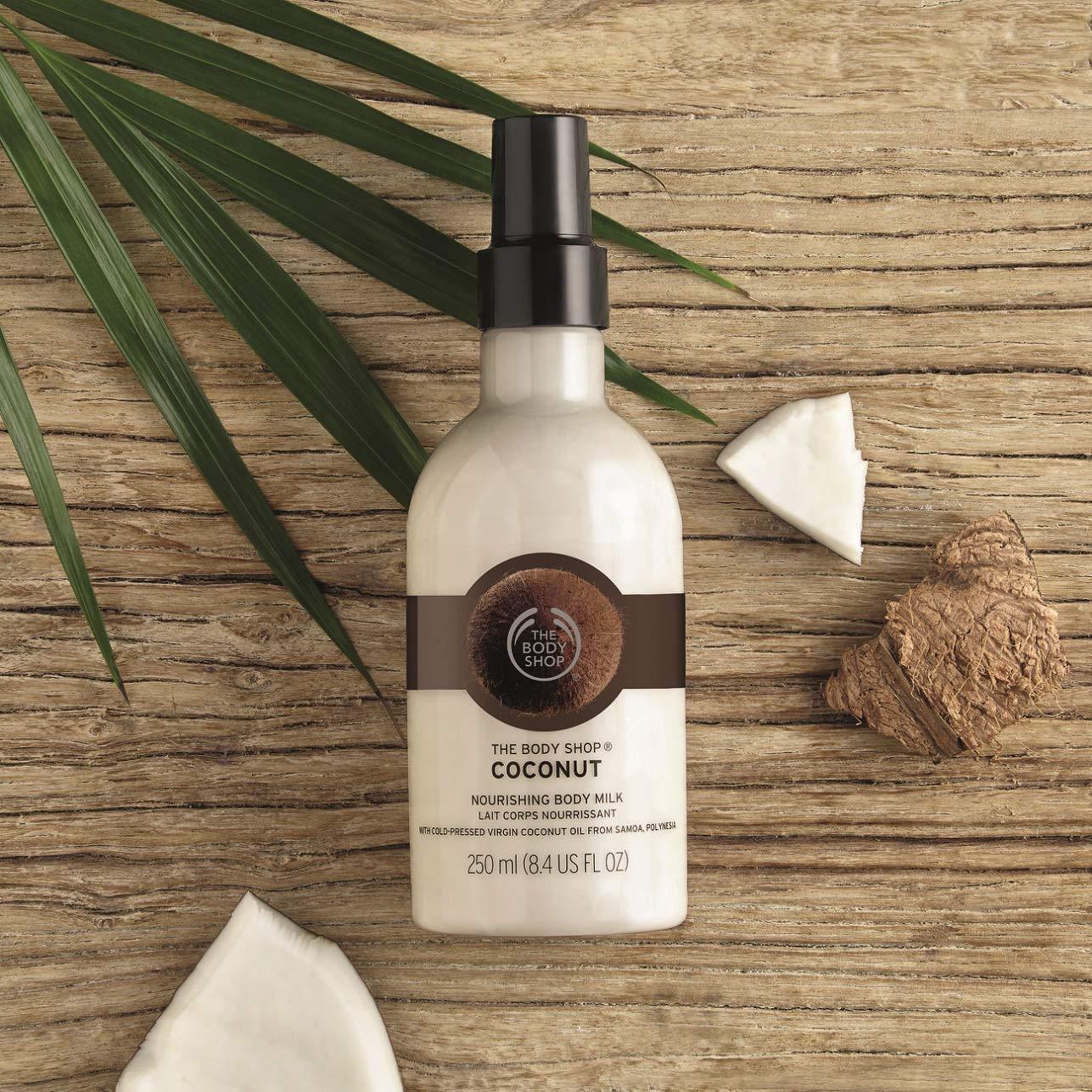 The-Body-Shop-Coconut-Nourishing-Body-Milk